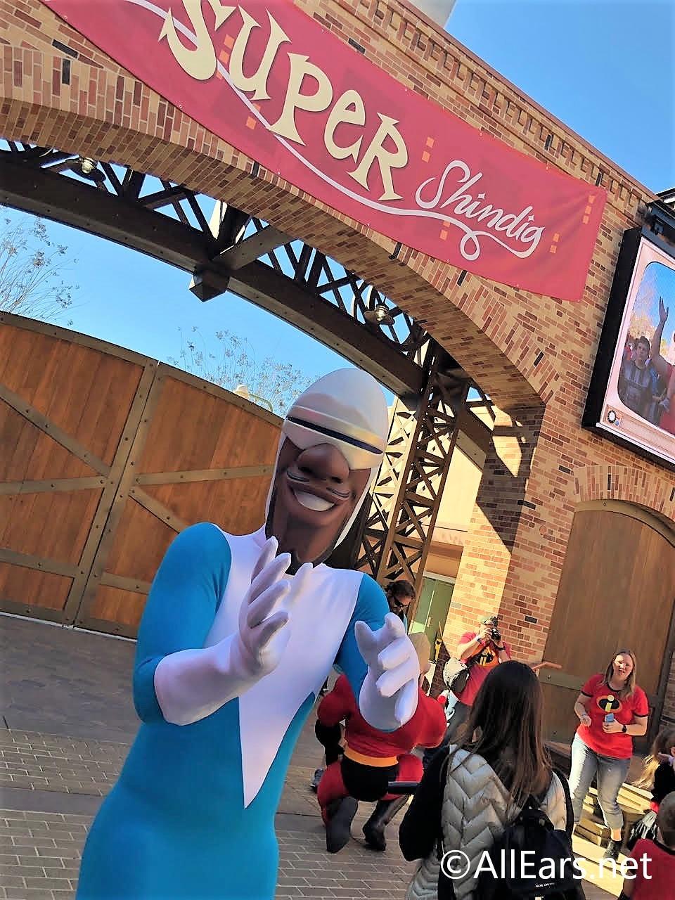 FIRST LOOK Municiberg at Pixar Place in Disneys