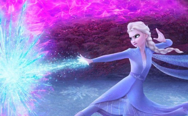 More Frozen 2 Posters Released Featuring Anna Elsa