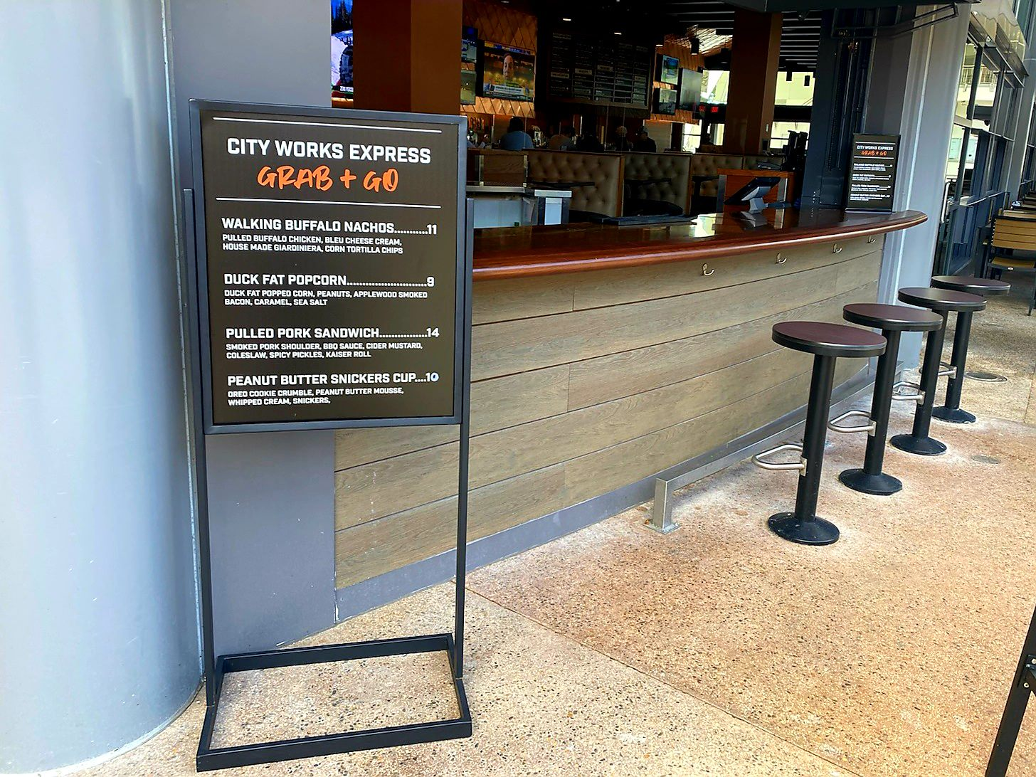 There's a New Express Grab & Go Menu at This Disney Springs Restaurant! - AllEars.Net