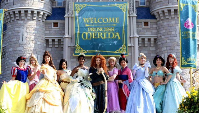The Definitive List Of Where To Find All 13 Disney Princesses And One Queen Allears Net
