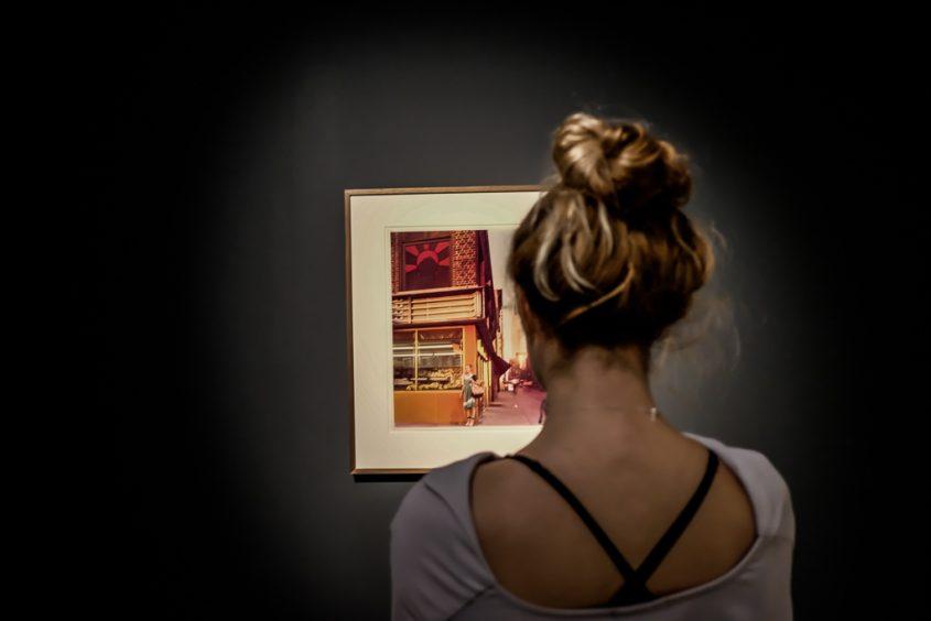 Ausstellung, Sinn, Menschen, C/O Berlin , Maslow