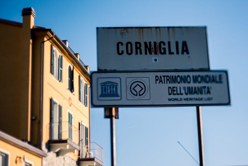 Italien, Corniglia, Cinque terre