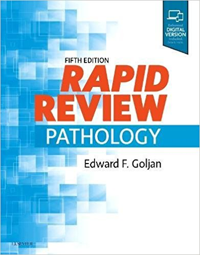 Rapid Review Pathology, 5e-Original PDF