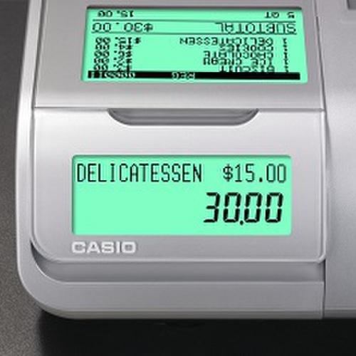 Kassaaparaat Casio SE-S400 (väike sahtel) -169