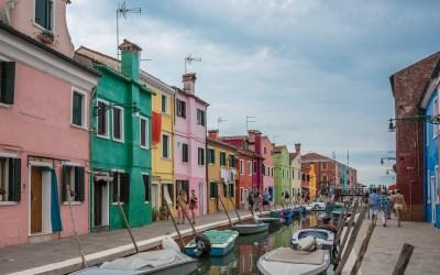 De ware must see naast Venetië: Burano