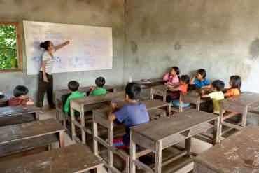 Vrijwilligerswerk Cambodja