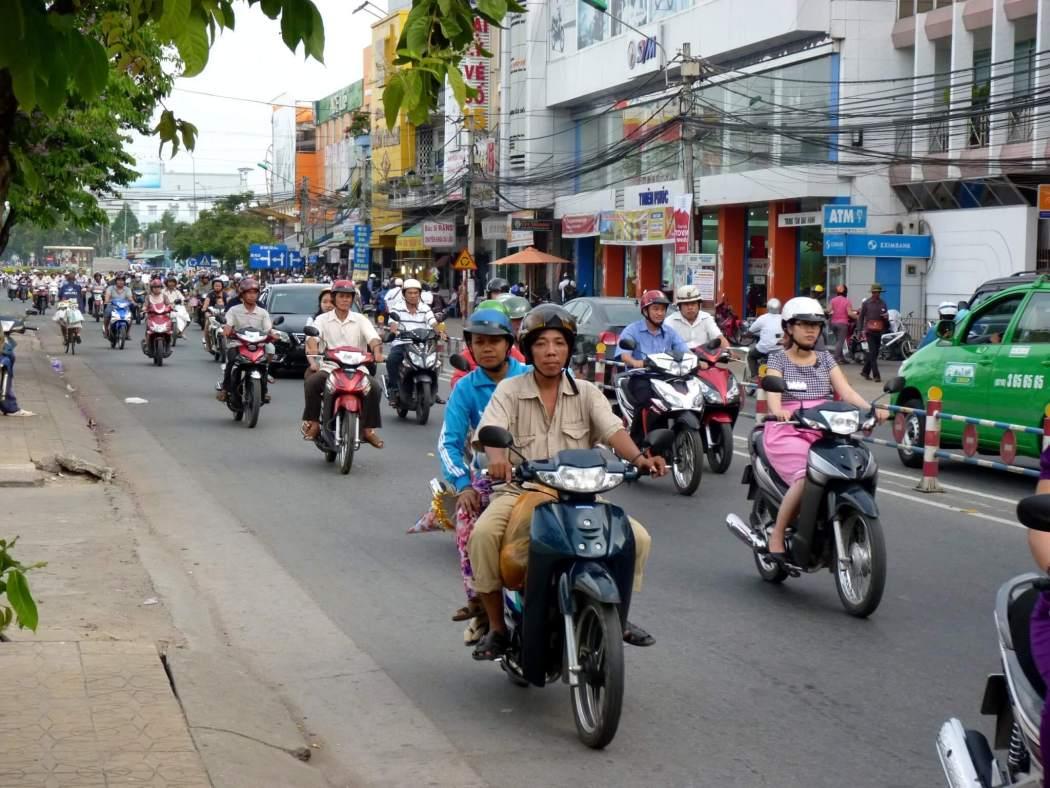 Backpacken Vietnam