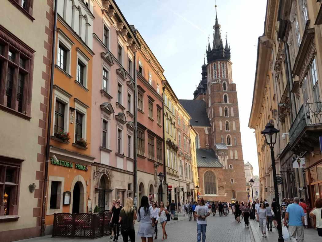 Krakau Warschau Auschwitz