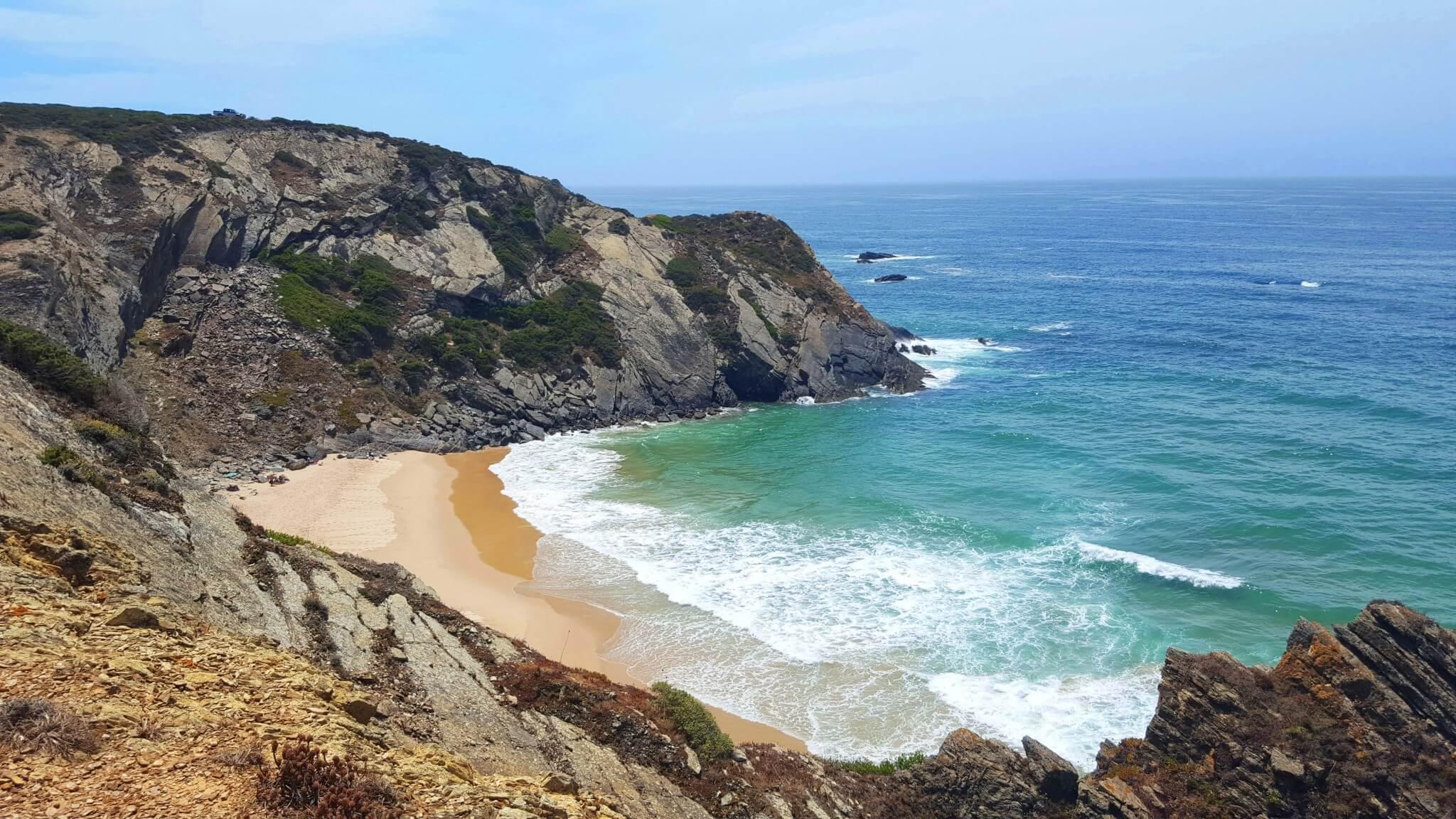 Alleen op vakantie in Portugal Alleen op reis