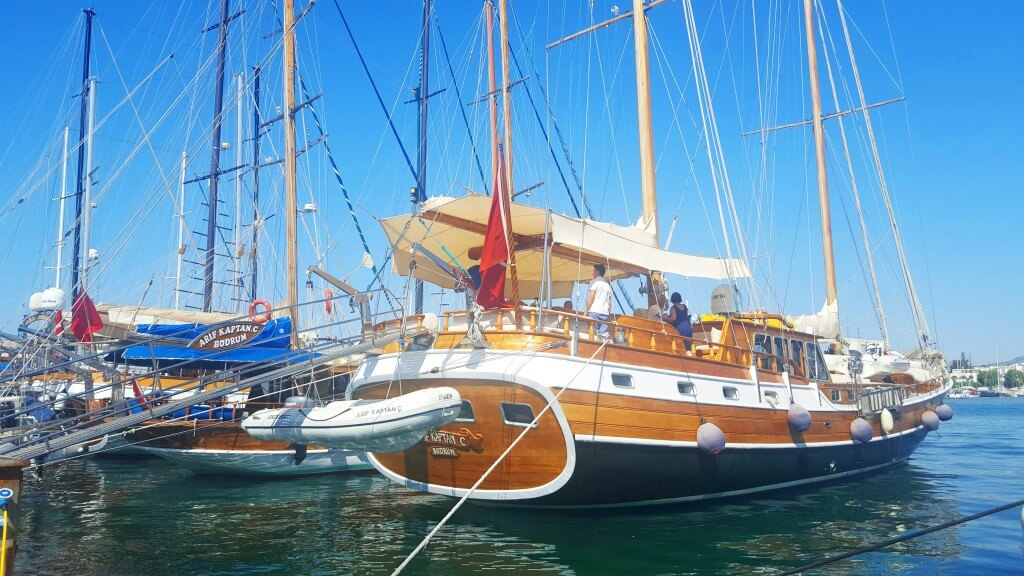 Bodrum Blue cruise