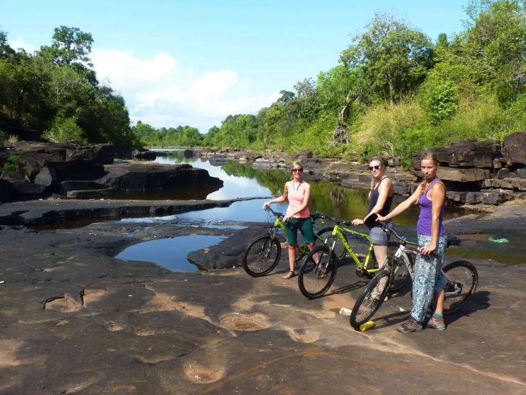 Alleen reizen Cambodja