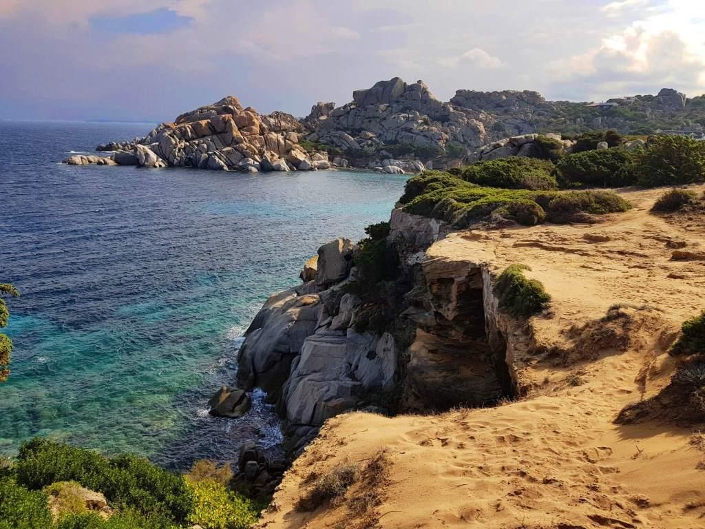 Sardinie strand