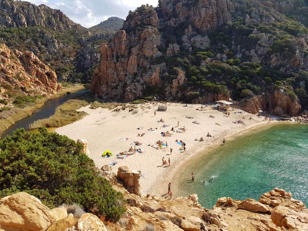 sardinie stranden
