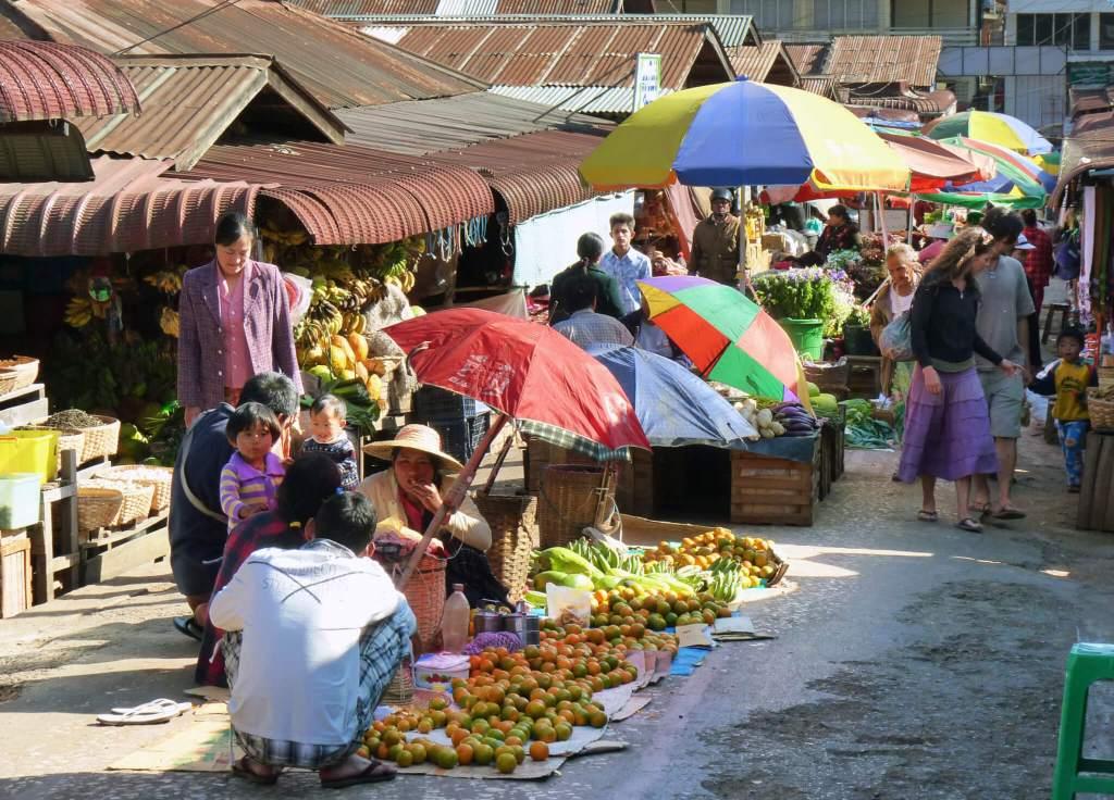 myanmar veilig