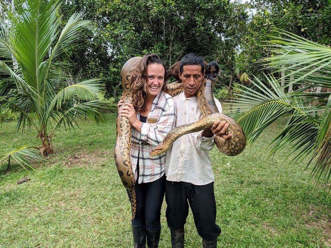 amzone peru colombia