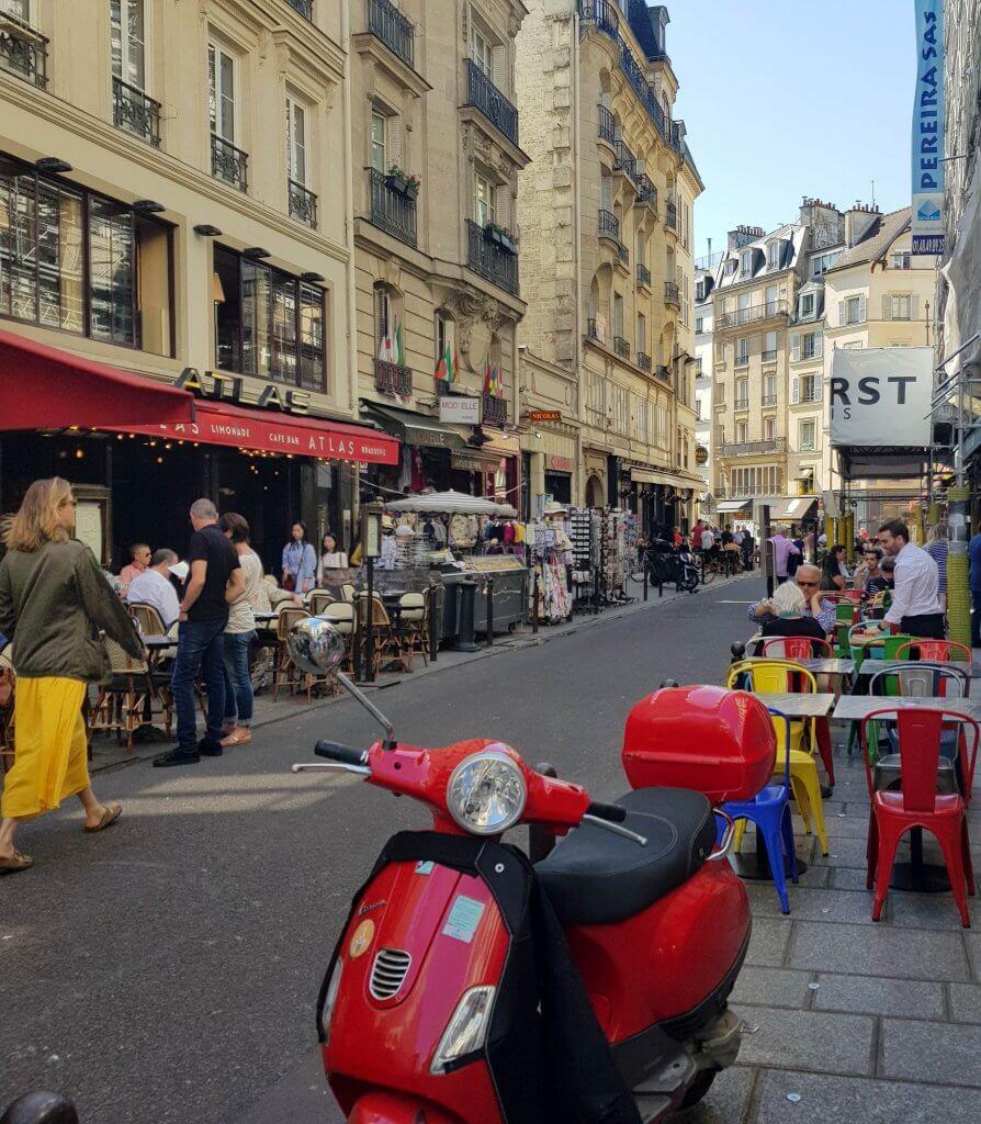 Saint-Germain-des-Prés Parijs