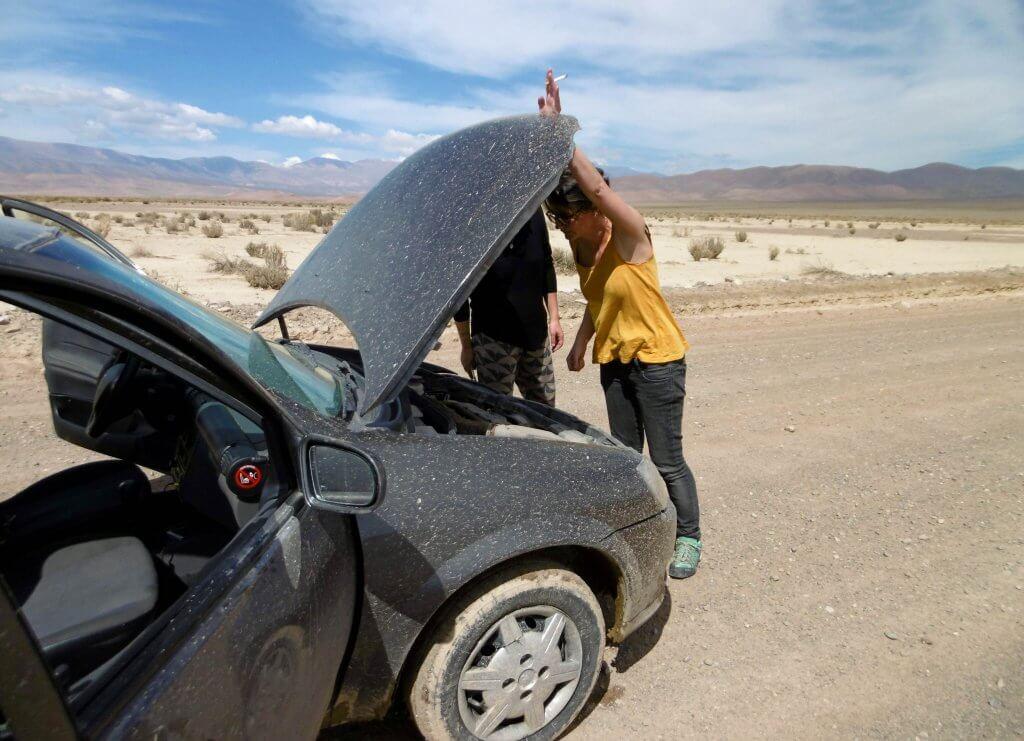 Auto Argentinie