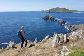 Backpacken in Ierland met de Thule Stir rugzak