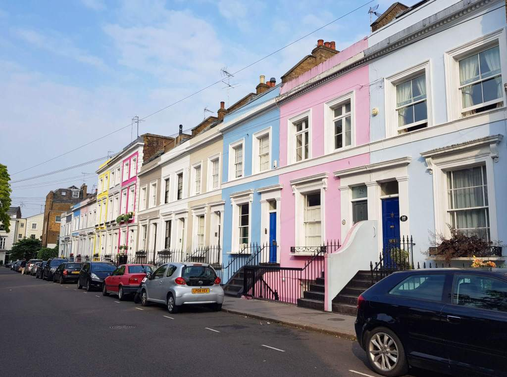 Notting Hill Londen