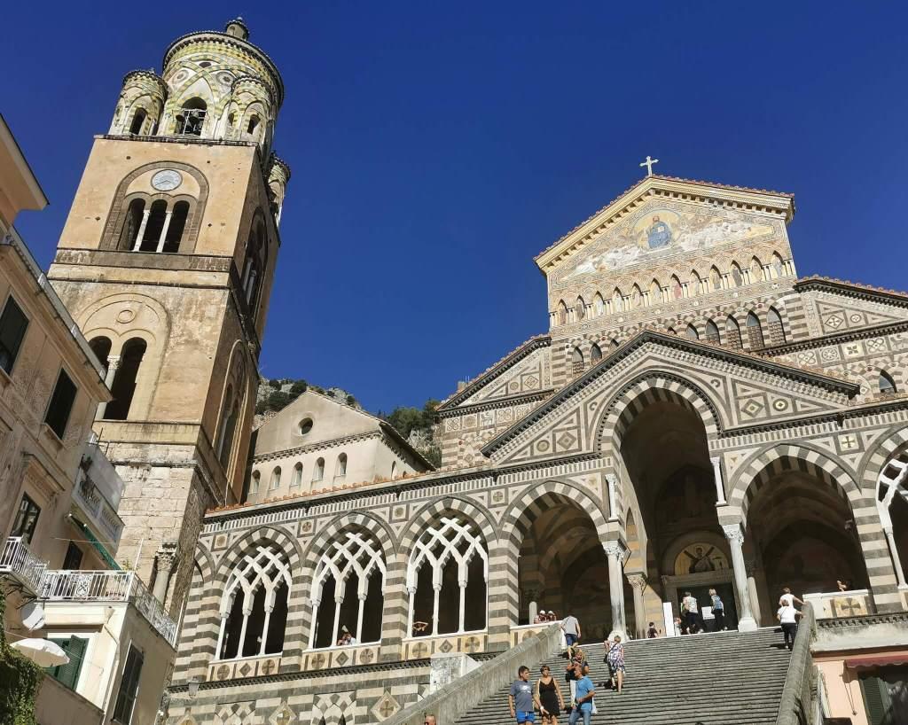 de kathedraal van Amalfi