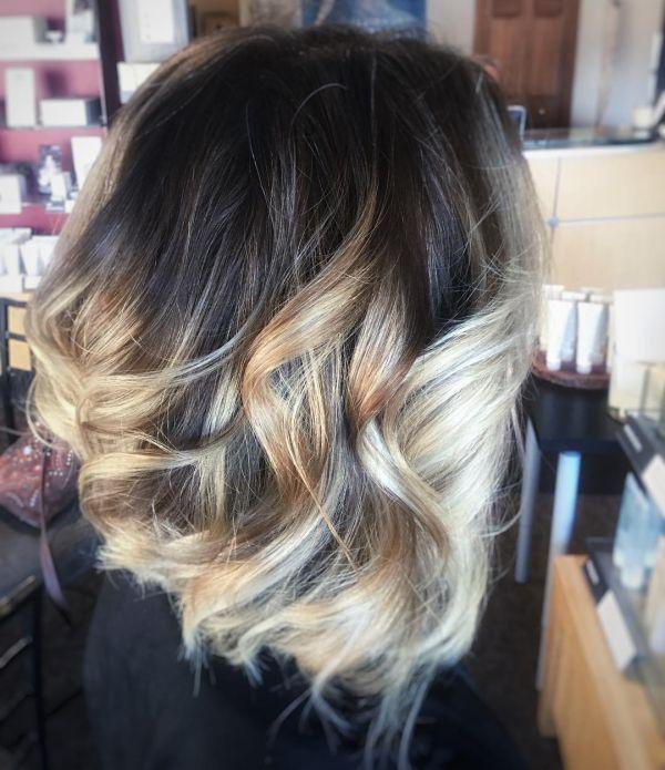 Strähnchen Ideen Für Kurze Haare