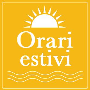 Risultati immagini per ORARI ESTIVI  8.30 FINO ALLE 13.00