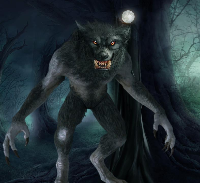 loup garou régime