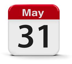May 31st