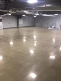 Polished, Stained, Stamped Concrete Floors Cement ...