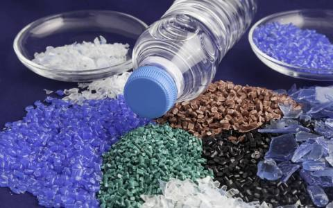 plastic polymers for recycling