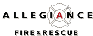Allegiance Fire and Rescue Logo