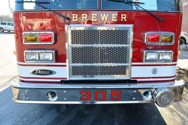 Brewer Fire Department, ME Job #F7093/11561 2/6/2019