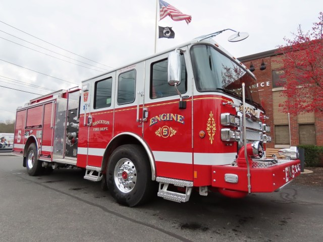 Brockton Fire Department, MA Job #34945-02