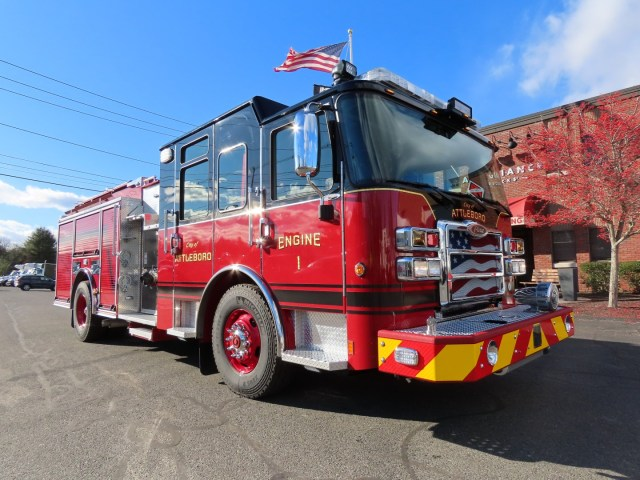 Attleboro Fire Department, MA Job #35043