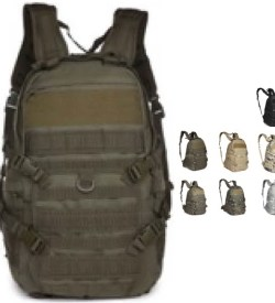 bb061c2640 Military Tactical Molle Patrol Rifle Dear outdoor Backpack