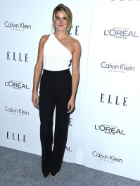 LOS ANGELES, CA - OCTOBER 19: Shailene Woodley arrives at the 22nd Annual ELLE Women In Hollywood Awards at Four Seasons Hotel Los Angeles at Beverly Hills on October 19, 2015 in Los Angeles, California. (Photo by Steve Granitz/WireImage)