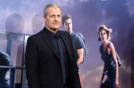 "NEW YORK, NEW YORK - MARCH 14: Actor Jeff Daniels attends the New York premiere of ""Allegiant"" at the AMC Lincoln Square Theater on March 14, 2016 in New York City. (Photo by Nicholas Hunt/Getty Images)"