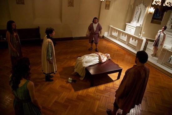 Gli Spiritosi's Orfeo ed Euridice, 2013
