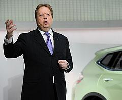 Nissan SVP Andy Palmer