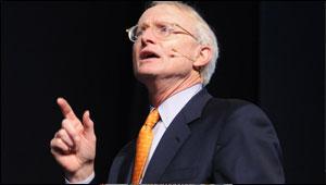 Harvard Business School's Professor Michael Porter