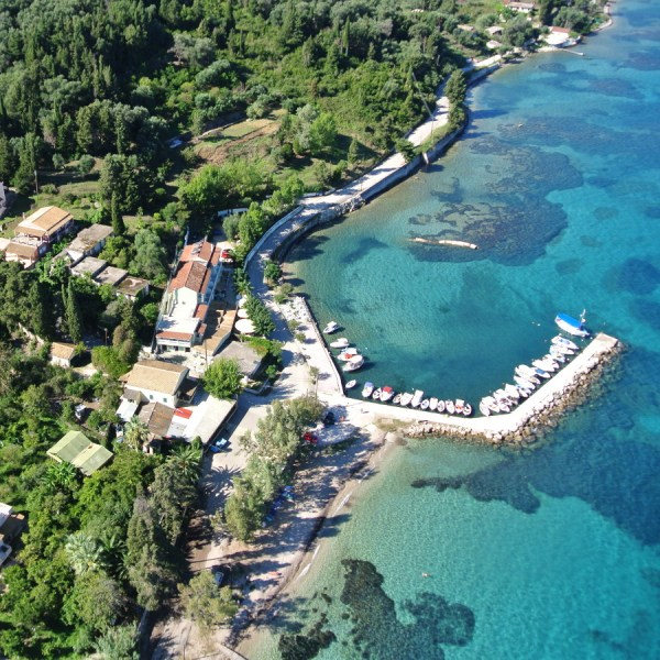 Testimonial for boat hire in Corfu