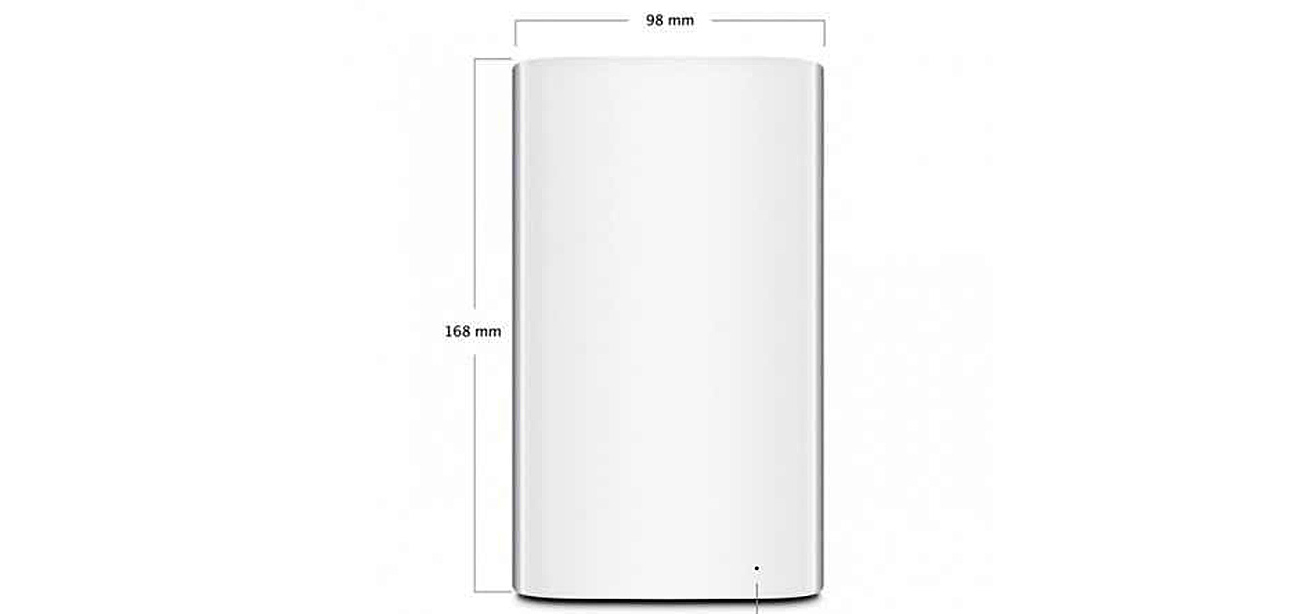 Apple AirPort Extreme Base Station (1300Mb/s a/b/g/n/ac