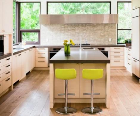 10 Farbkombinationen fr moderne Kchen  Wohnideen und Dekoration