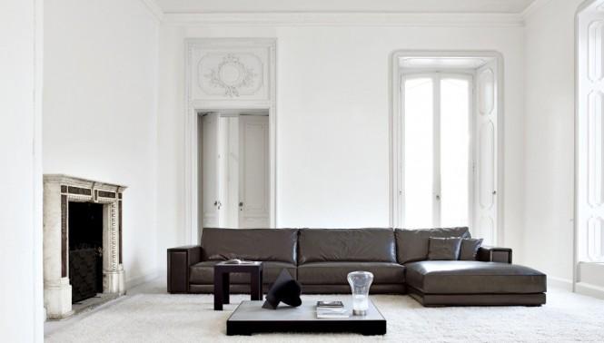 Luxurise Wohnzimmer von Busnelli