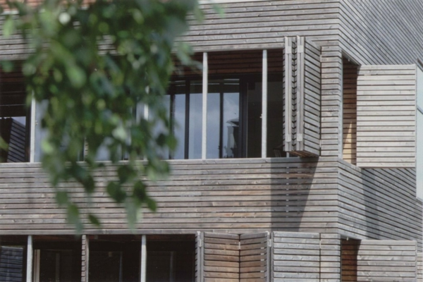 Landhaus Mit Einer Stallhnlichen Fassade Von Beker