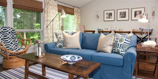 Wohnzimmerwand Blau ~ Inspirierende Bilder Von Wohnzimmer Dekorieren Wohnzimmerwand Blau