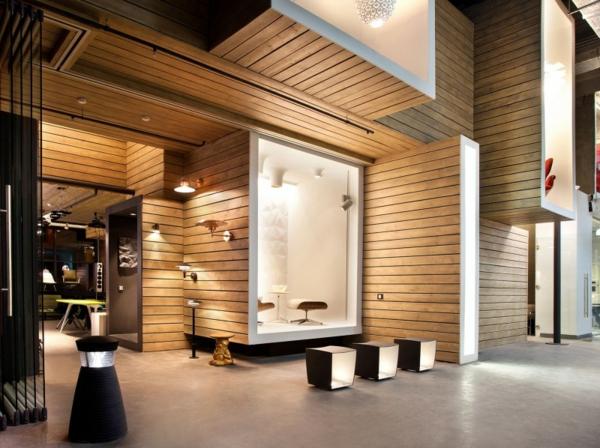 Ein Interieur vom Bro  DK Project von Megabudka