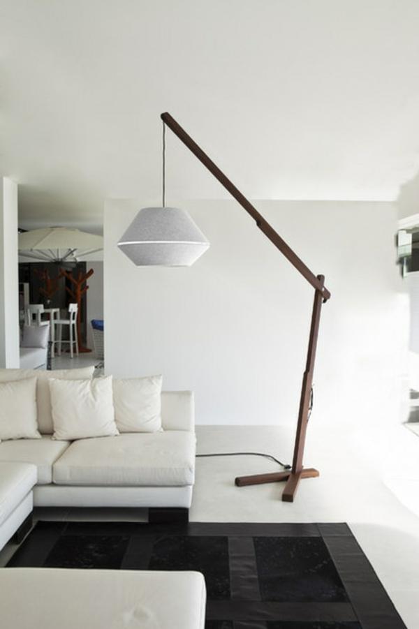 Stillvolle und praktische Stehlampen fr Ihr Interieur
