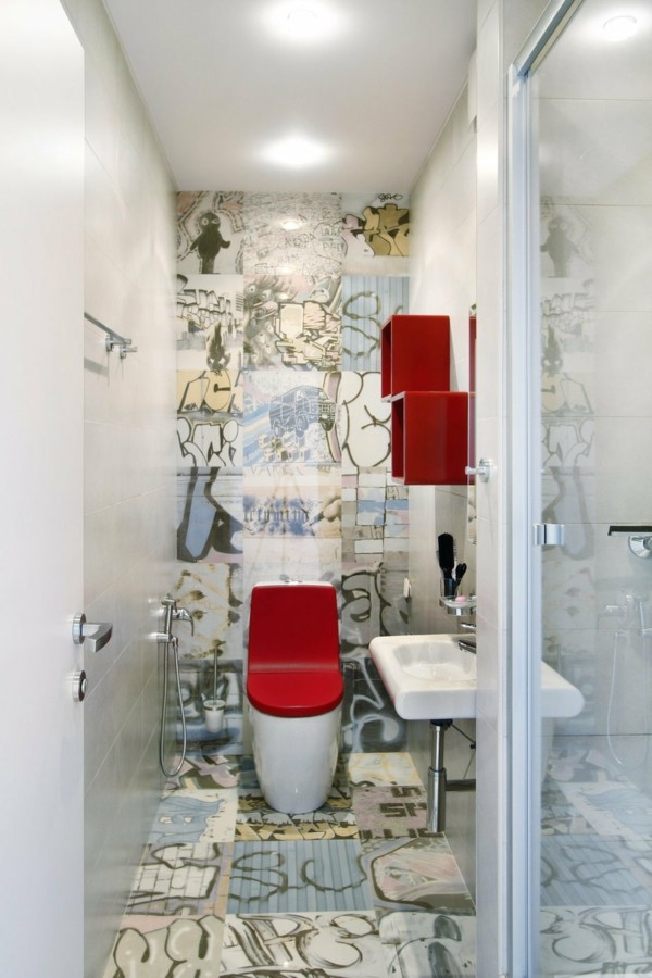 Ideen fr eine eindrucksvolle Gste Toilette