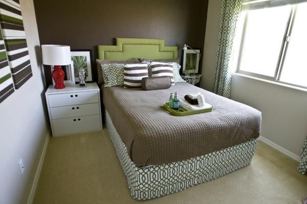 7 Hinweise Wie Das Kleine Schlafzimmer Grer Aussehen Kann